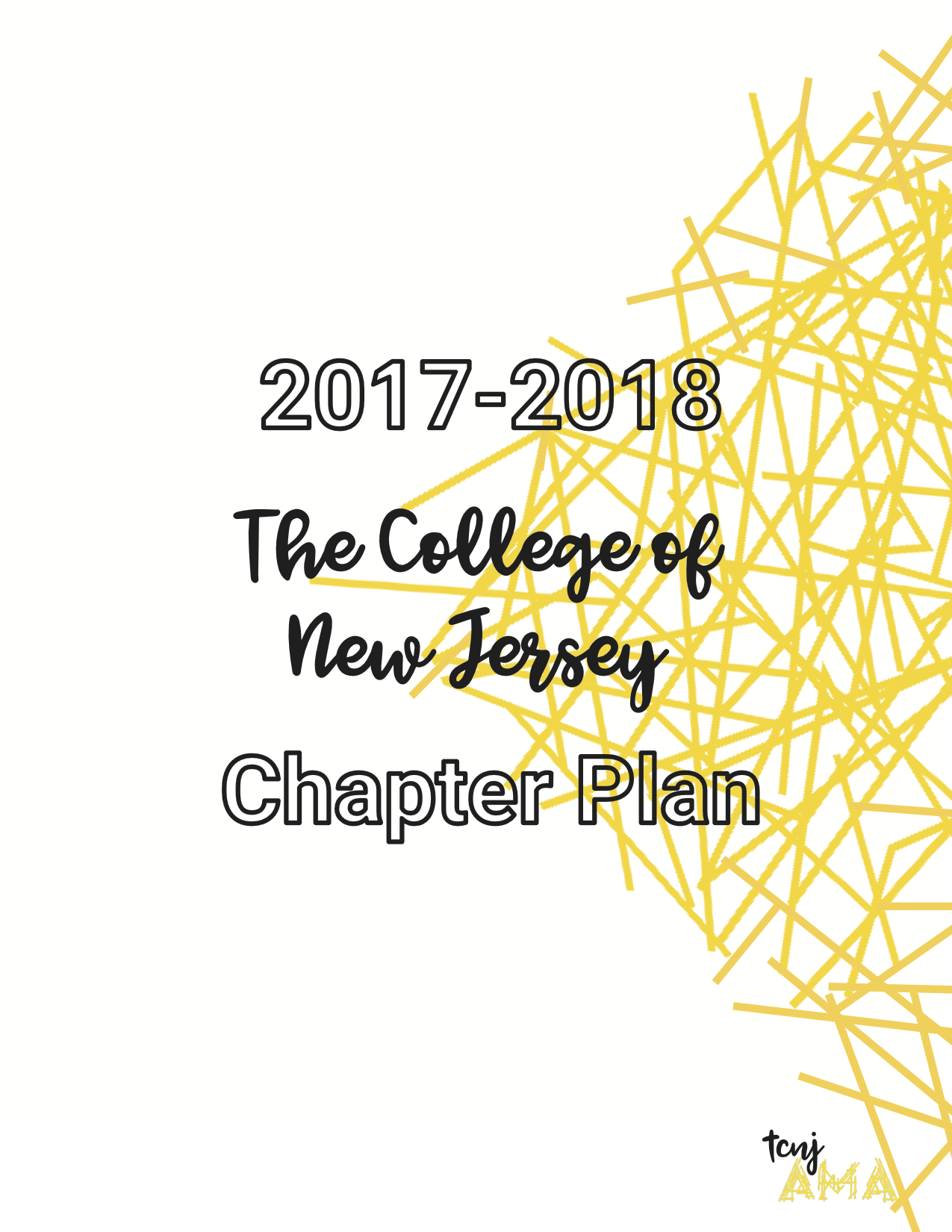 AMA Chapter Plan cover