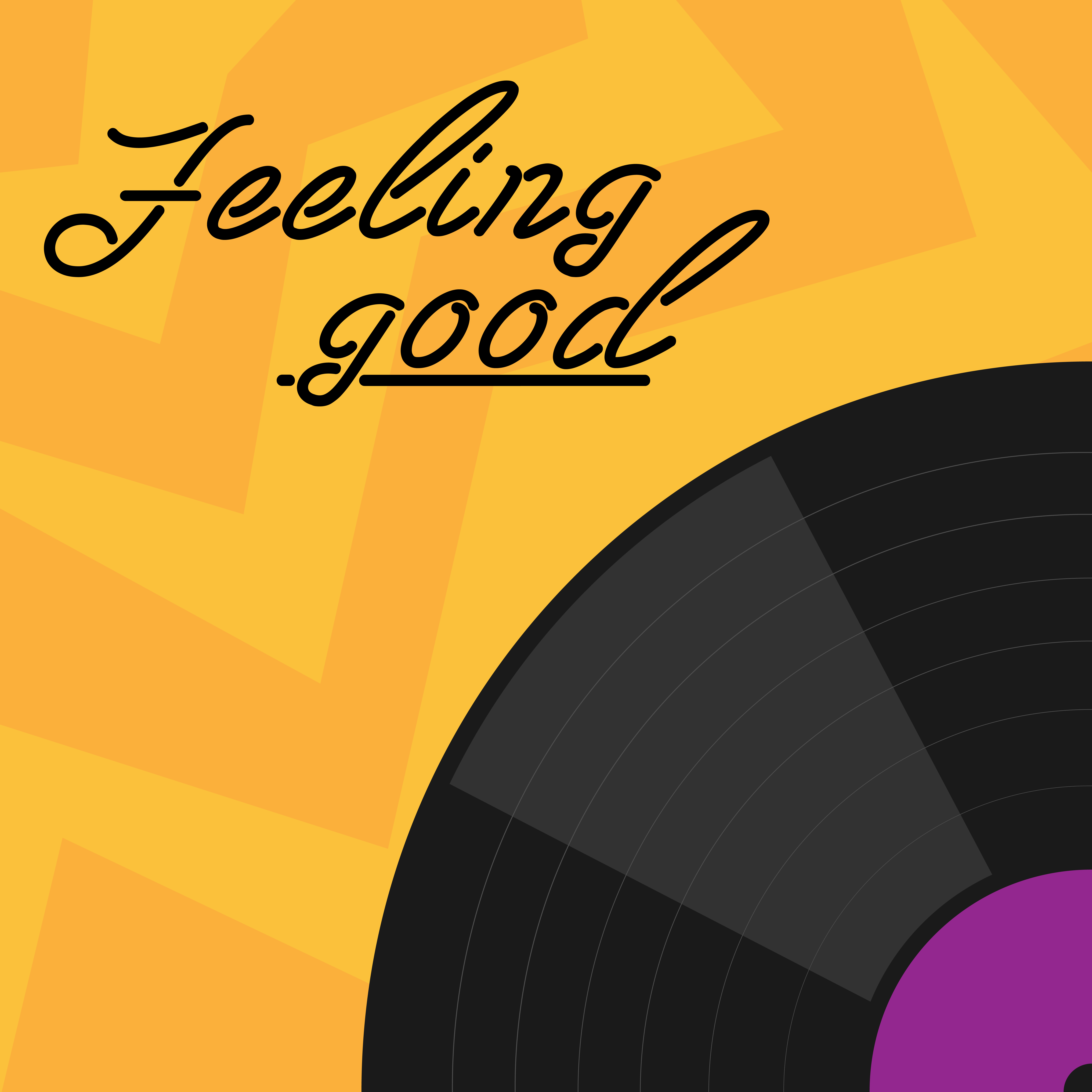 Feeling good playlist cover