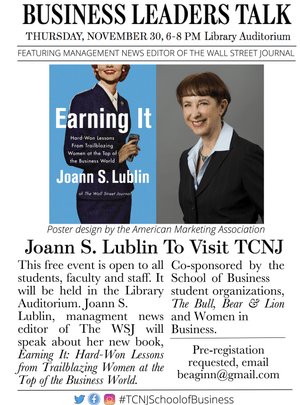 Business Leaders Talk Earning It poster