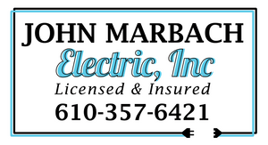 John Marbach Electric logo